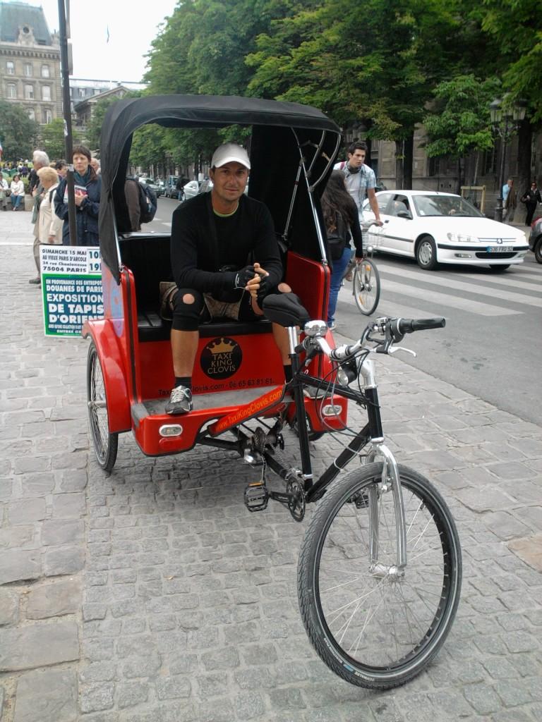 Paris Rickshaw
