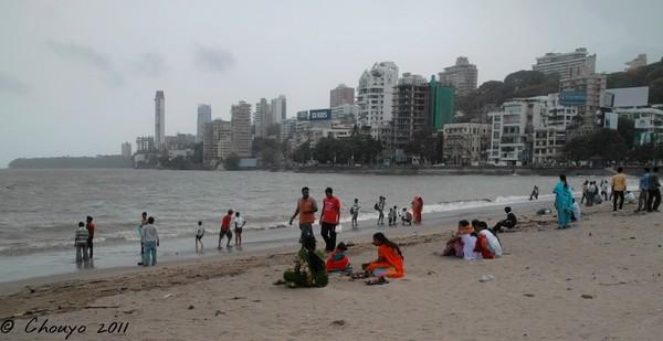 Bombay Chowpatty Beach 4