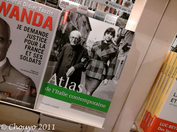 Paris Atlas de l'Italie contemporaine
