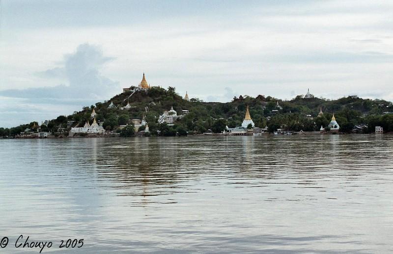 Birmanie Irrawady