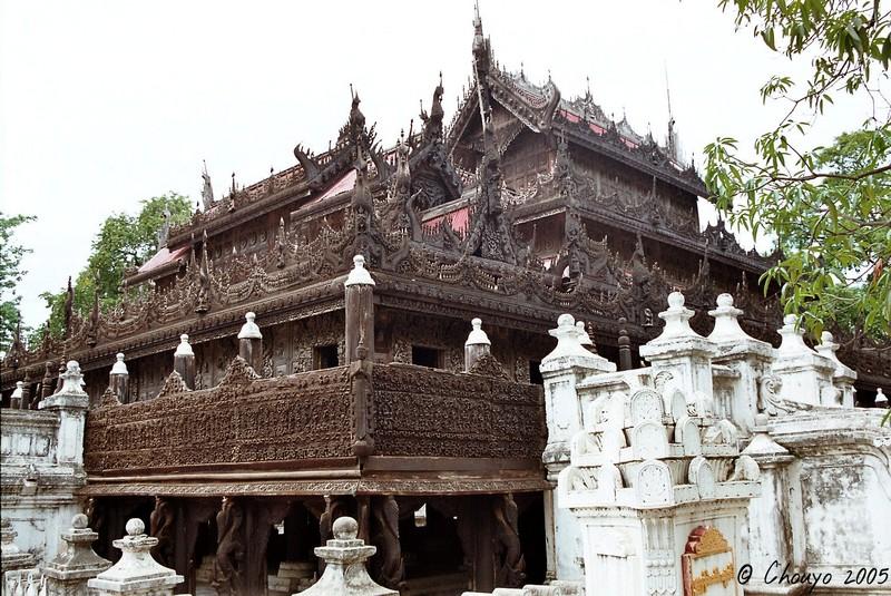 Birmanie Mandalay