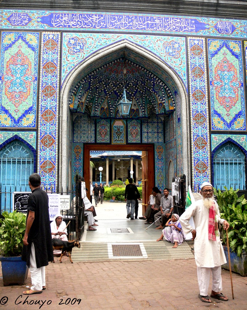 Bombay Masjid-e-Irani