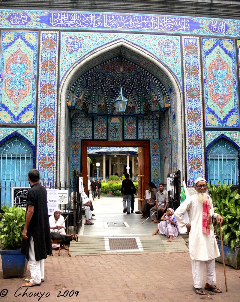 Bombay Masjid-e-Irani