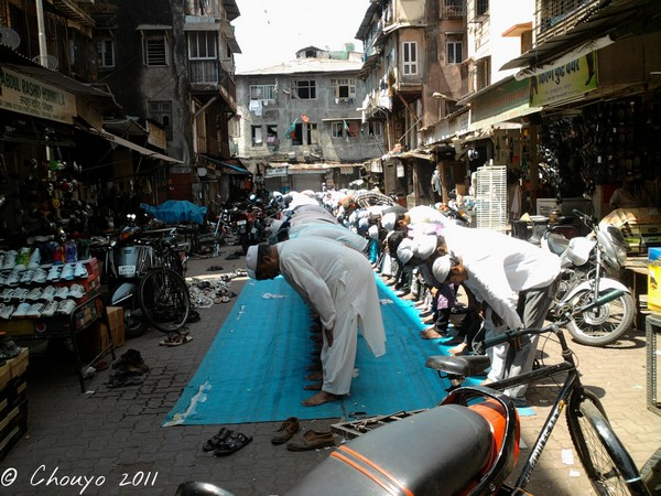 Bombay Prière musulmane 2