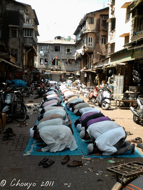 Bombay Prière musulmane 4
