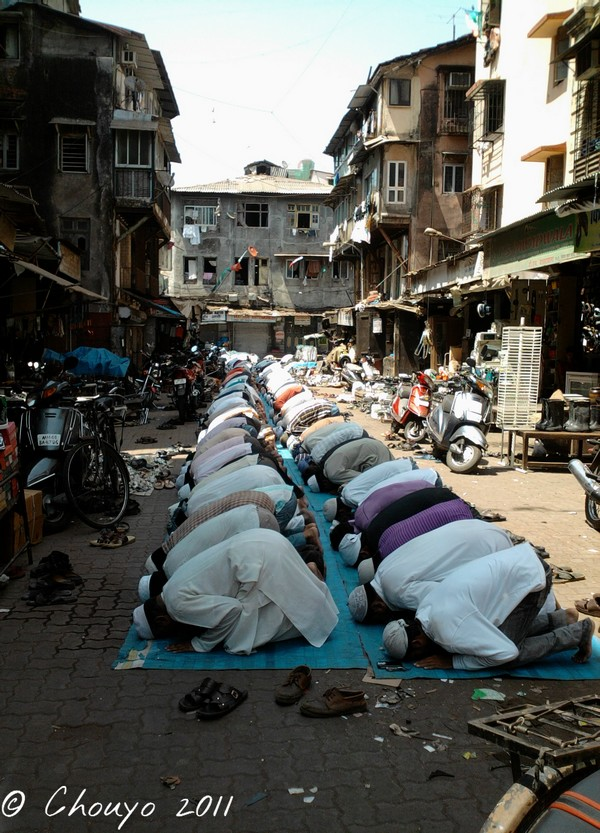 Bombay Prière musulmane 5
