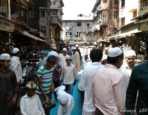 Bombay Prière musulmane 7