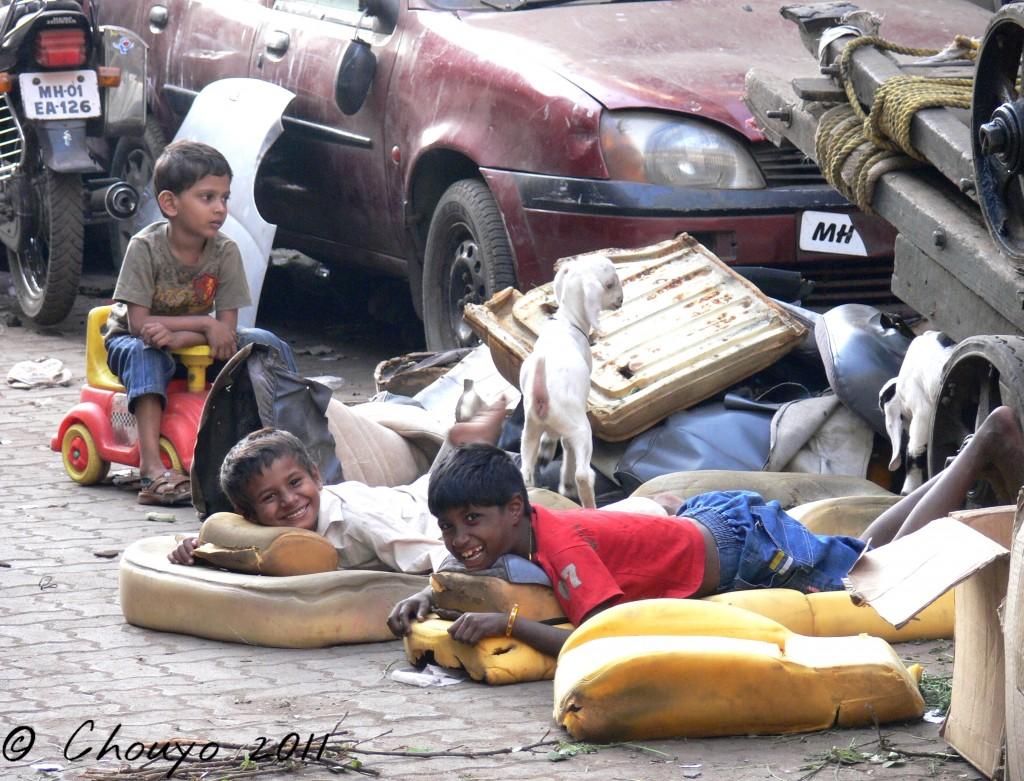 Chor Bazaar Enfants