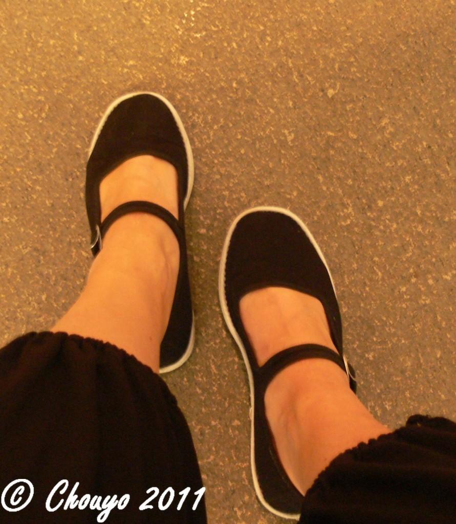 Chaussures chinoises
