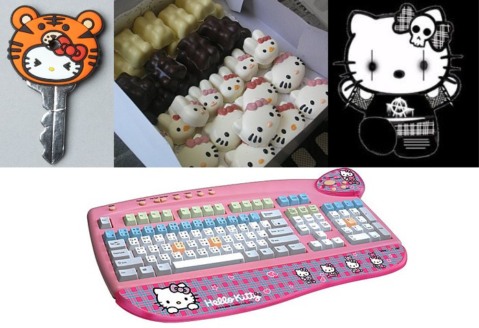 Hello Kitty Blogueuses