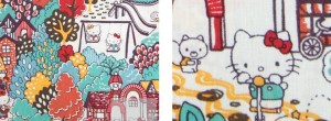Hello Kitty Fabric 6