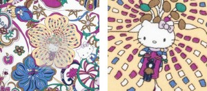 Hello Kitty Fabric 7