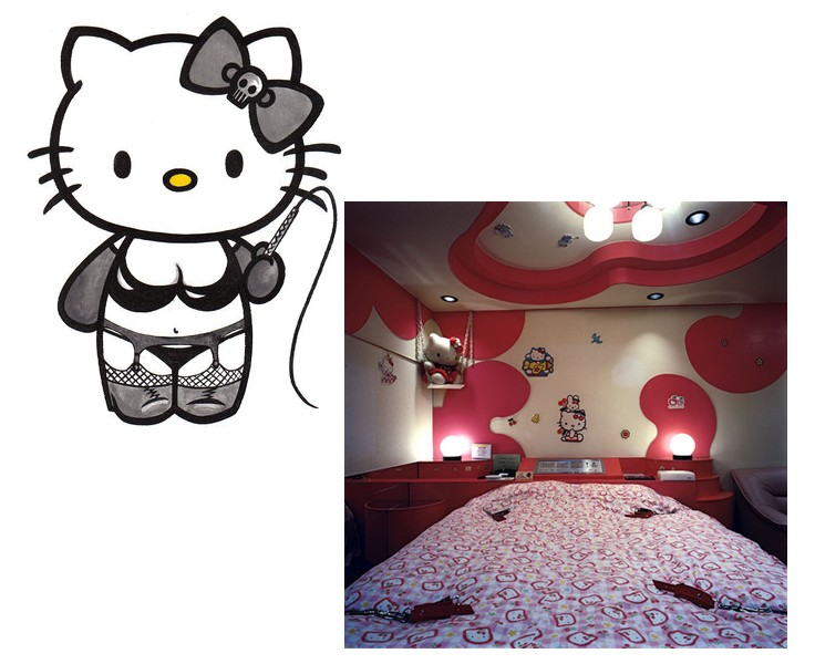Hello Kitty coquine 3