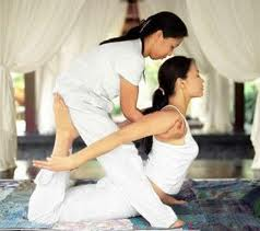 Thai massage 6