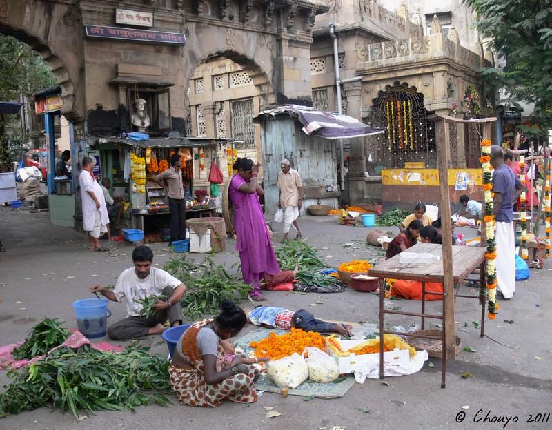 Diwali Fleurs 4