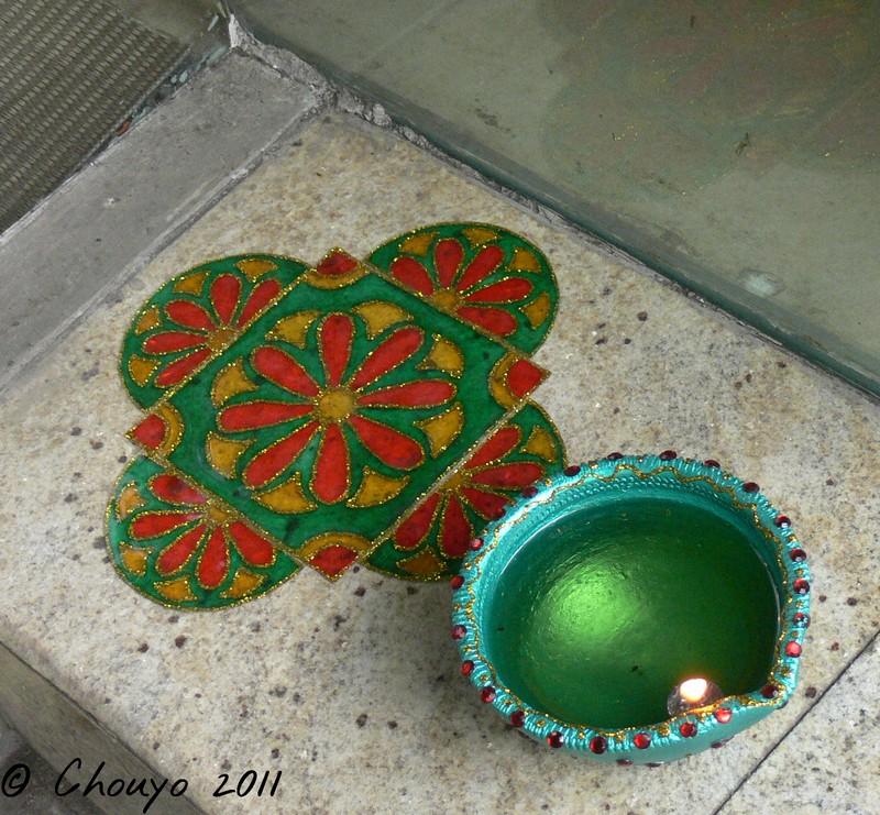 Diwali Lampes 3
