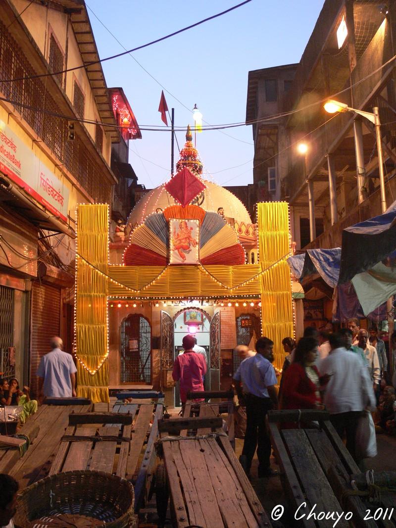 Diwali Temple 2