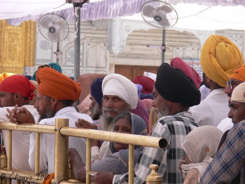 Amritsar Fidèles 2