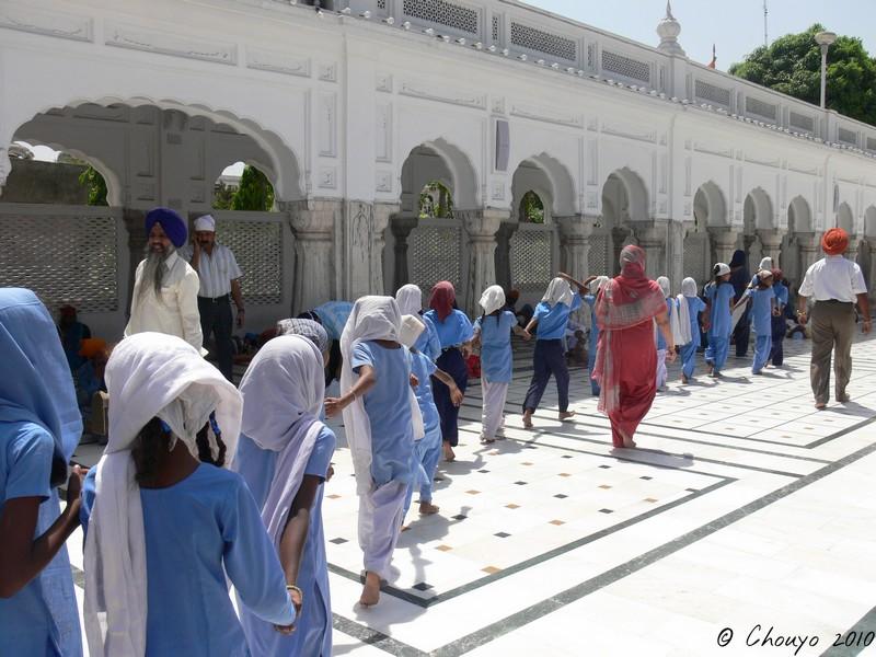 Amritsar Fidèles 3