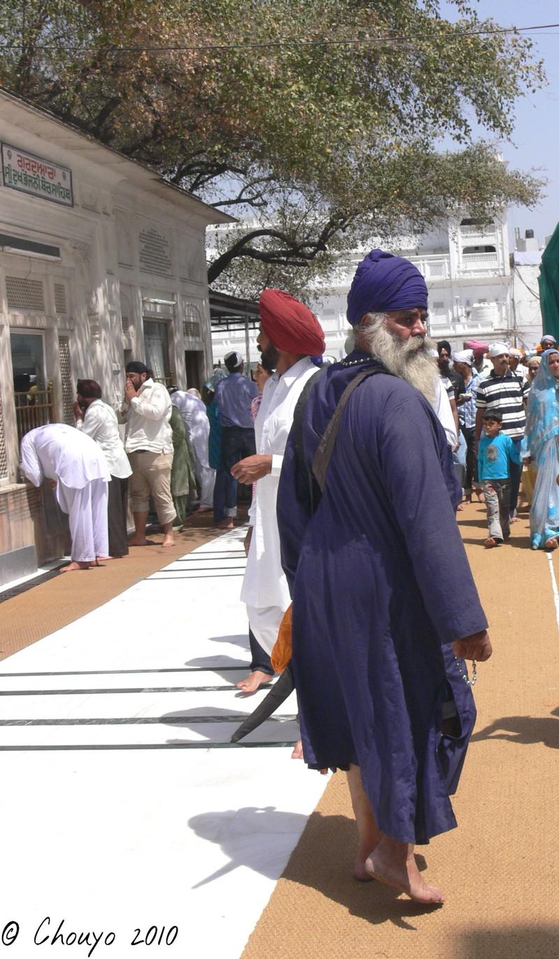 Amritsar Fidèles 4
