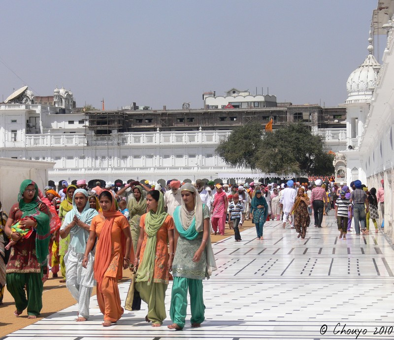 Amritsar Fidèles 5