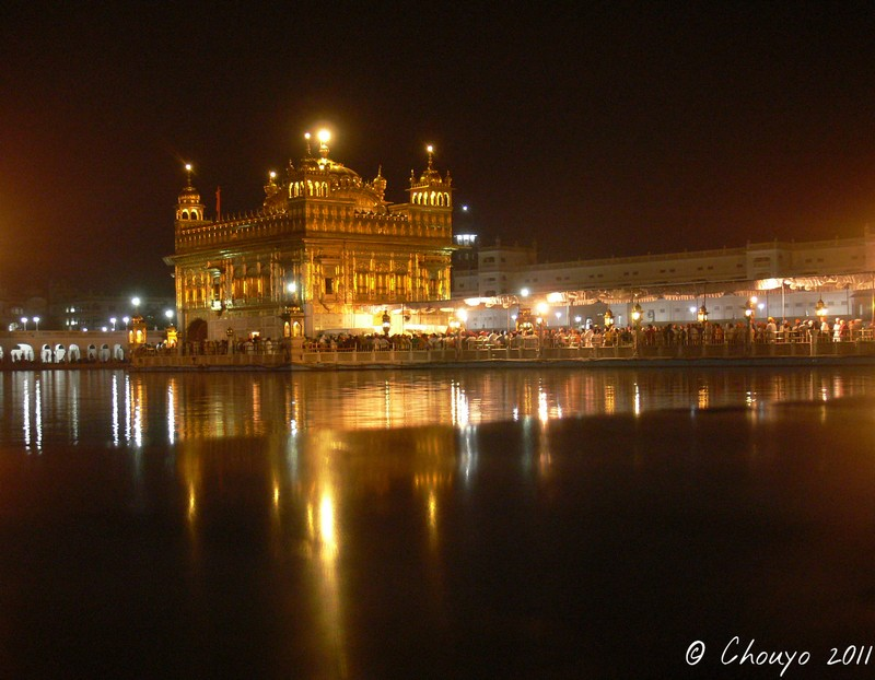 Amritsar Temple d'Or