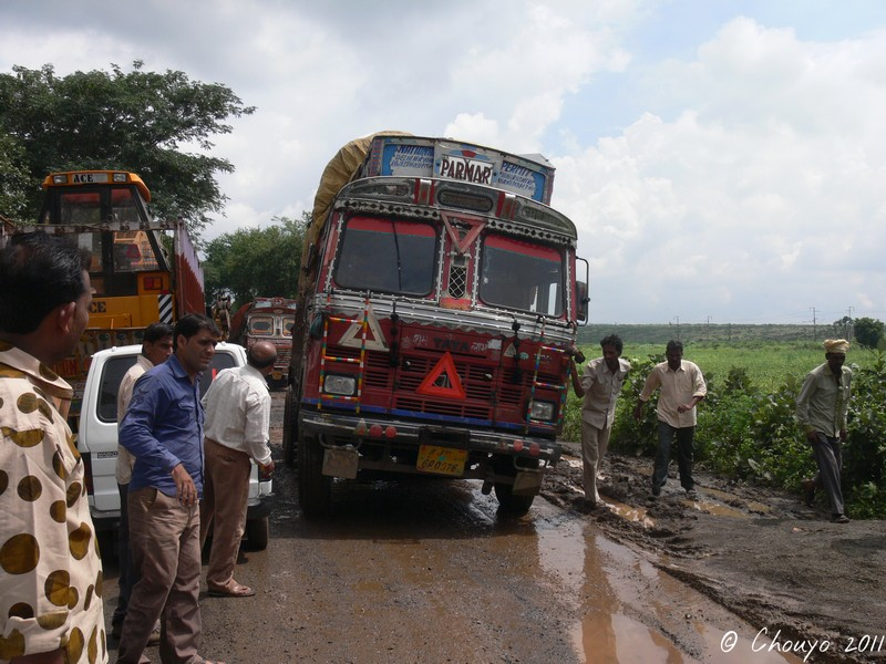 Route indienne 4