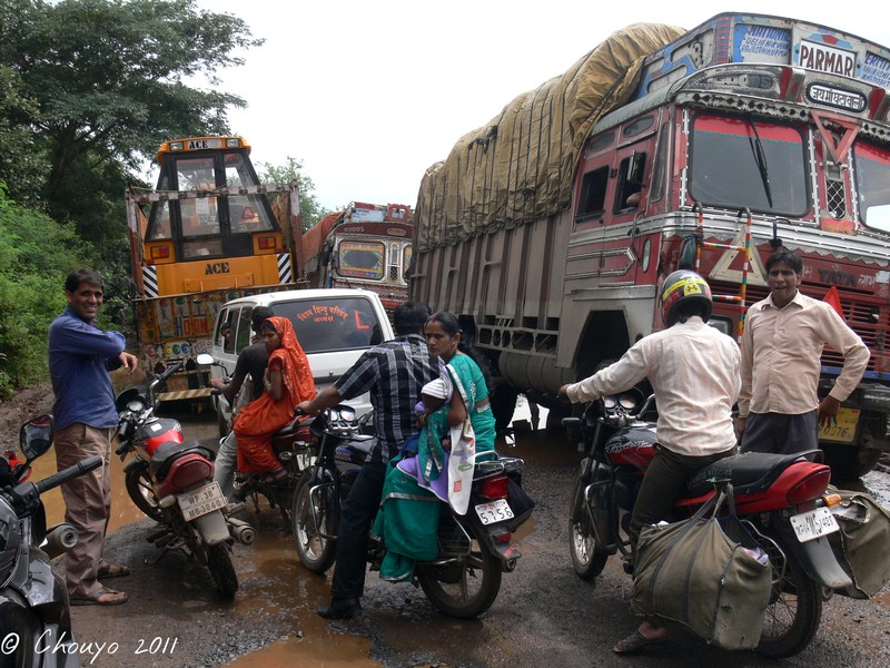 Route indienne 6