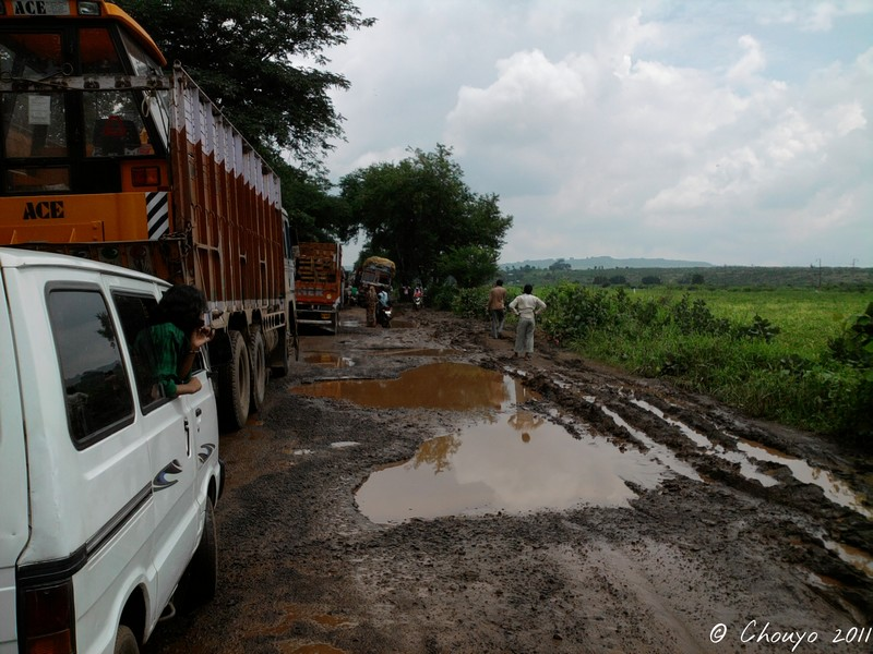 Route indienne 8