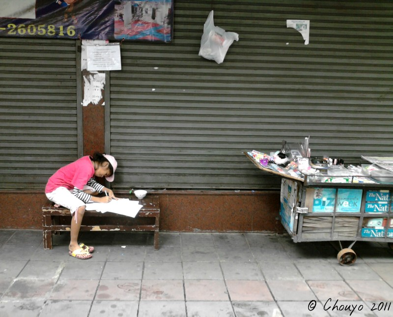 Bangkok Portrait