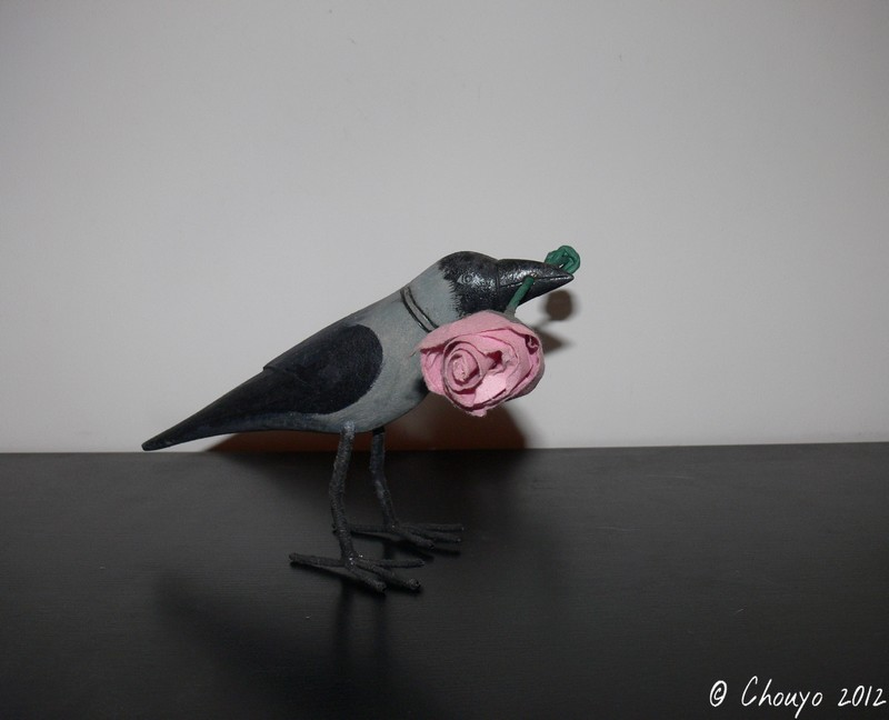 Bombay Corbeau déco blog