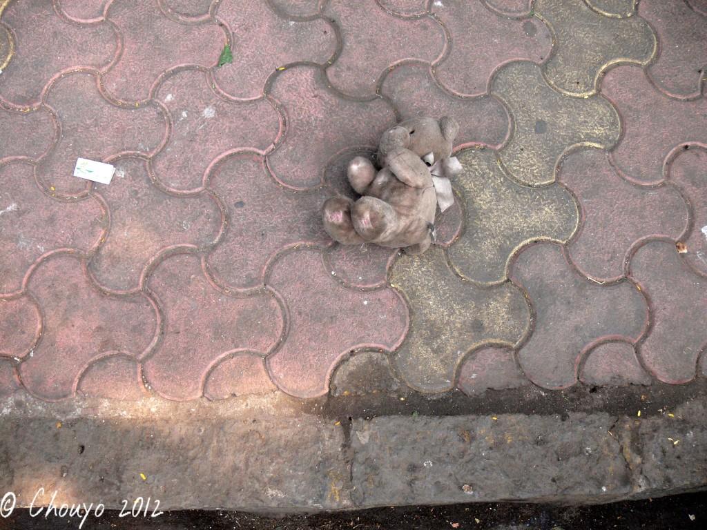 Bombay Ourson en peluche