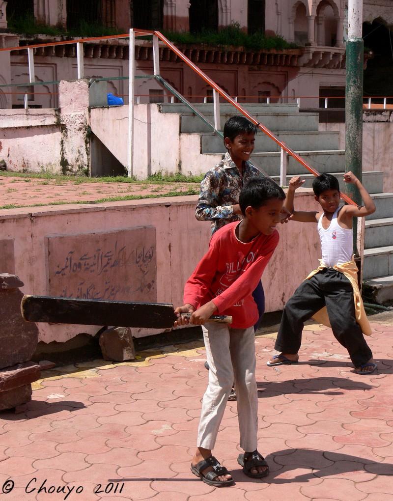 Bhopal Les Trois Mousquetaires blog
