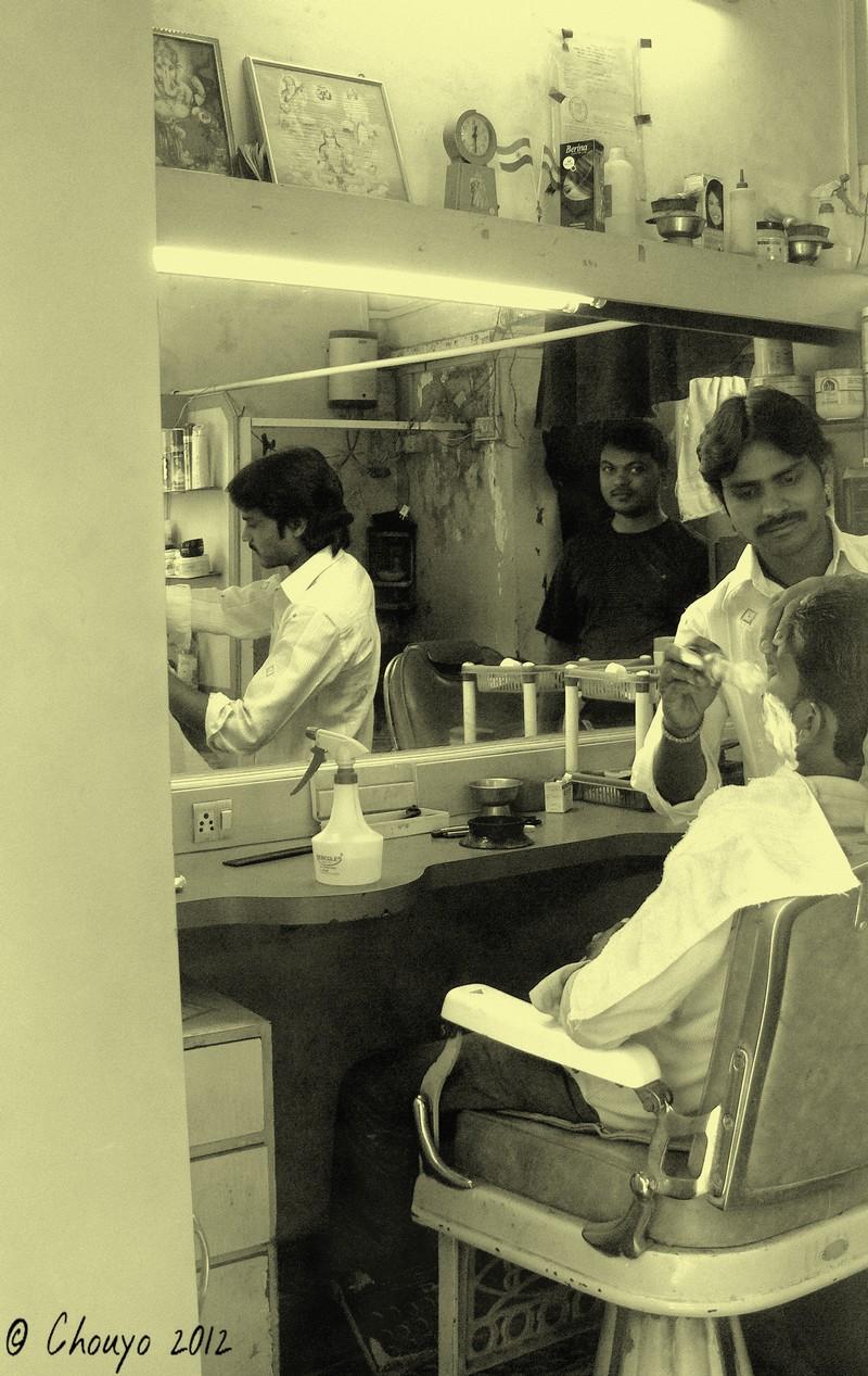Bombay Barbier blog
