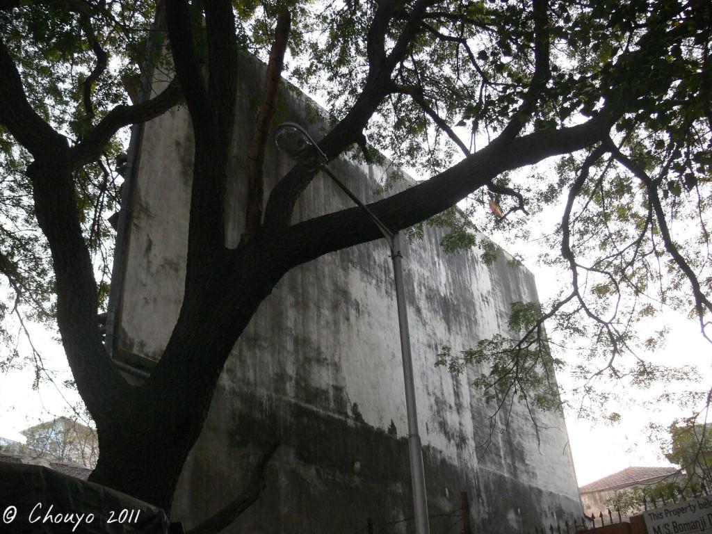 Mumbai Flatiron Building