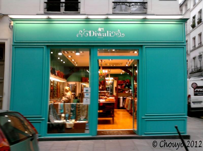 Paris Diwali