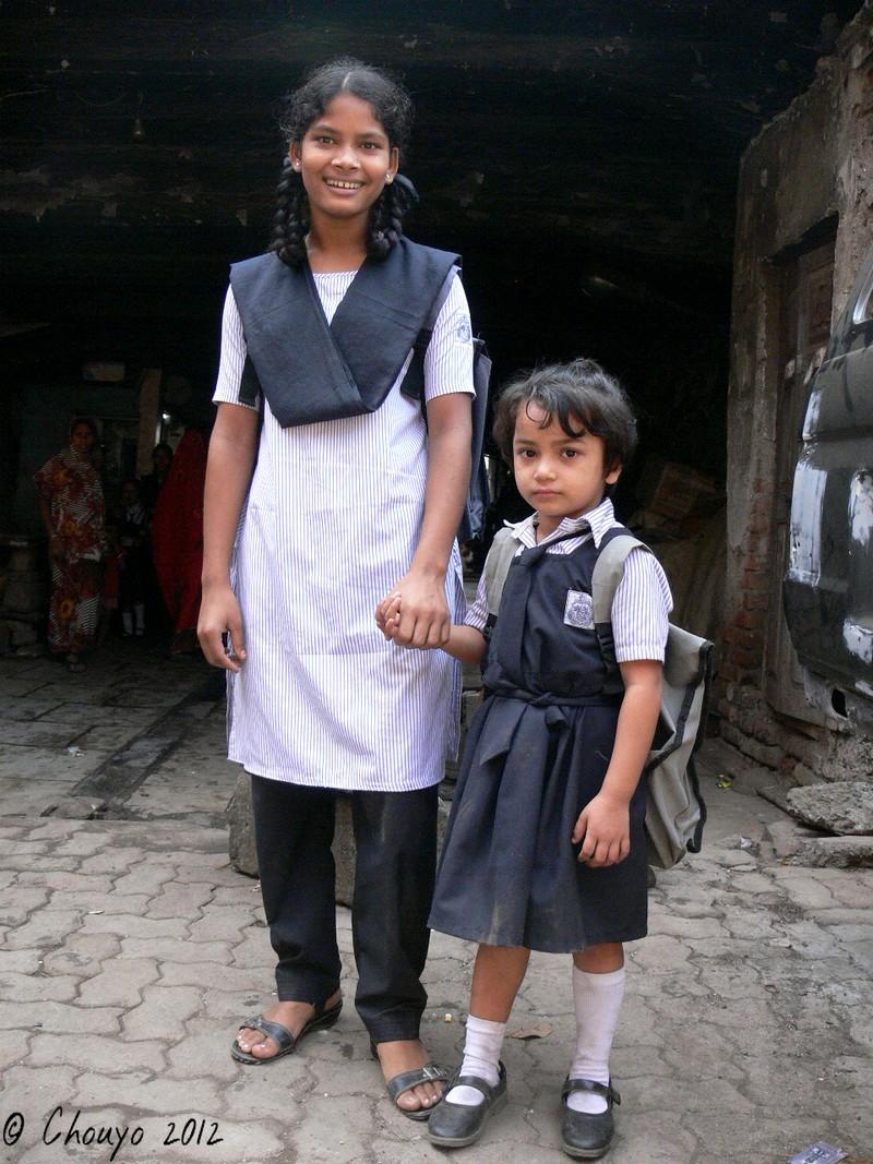 Bombay Ecolières blog