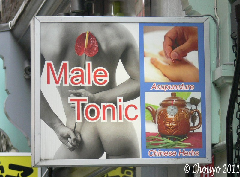 Londres Male Tonic