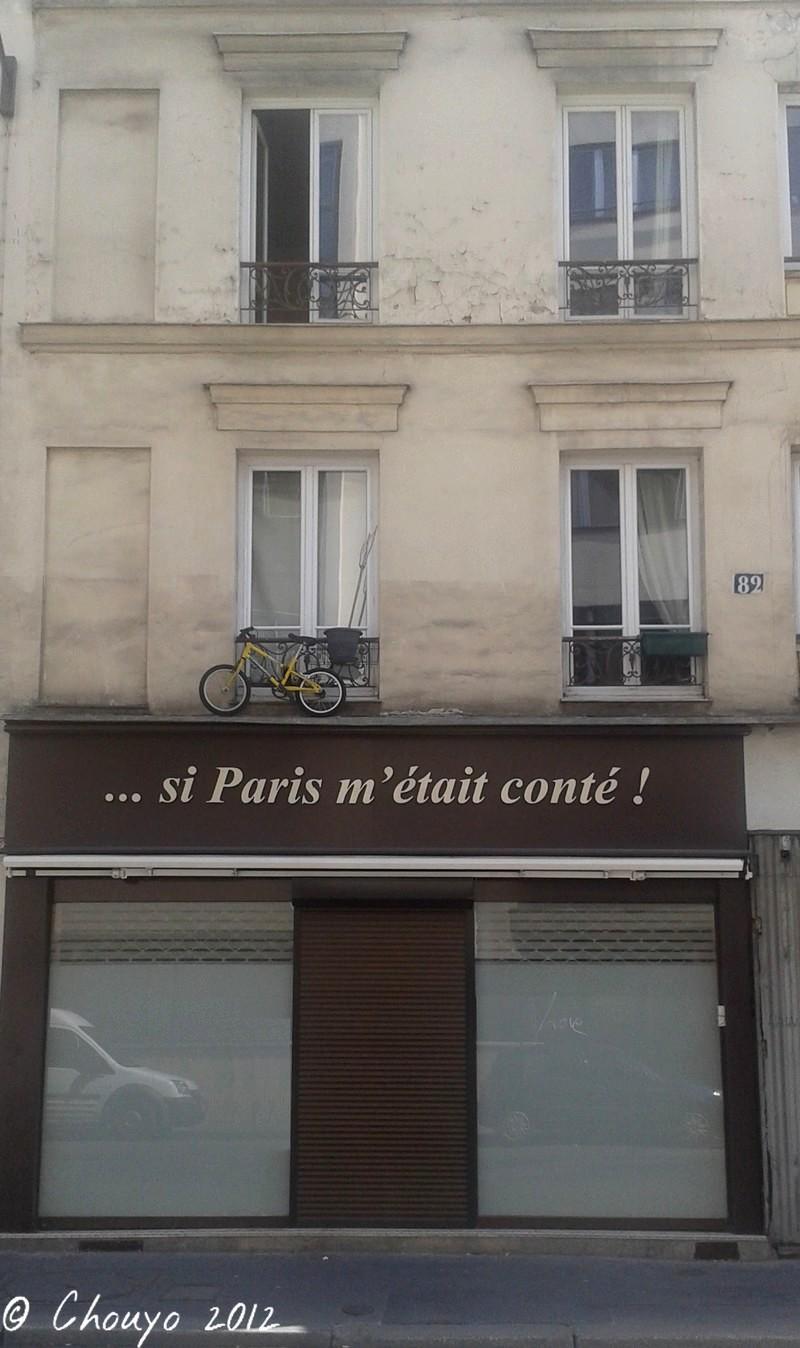 Paris Si Paris m'était conté