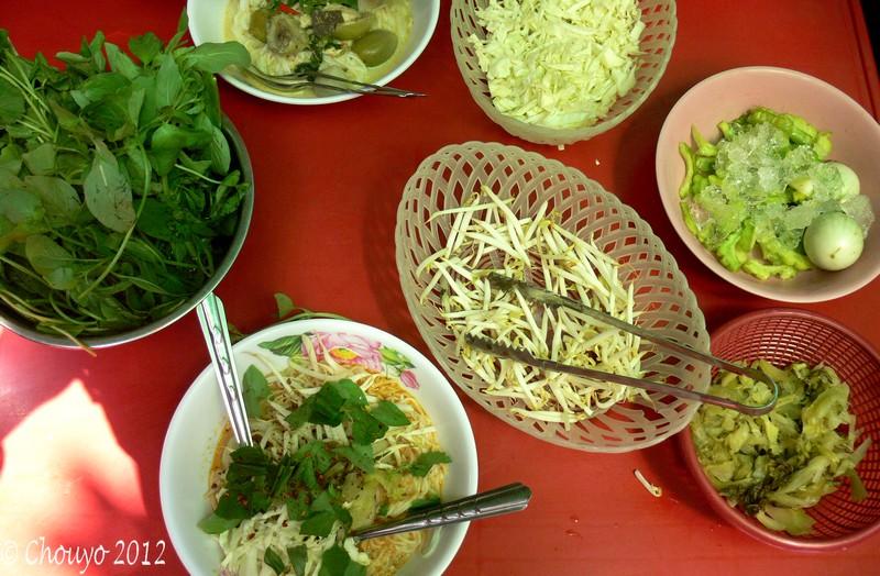 Thaïlande Soupe DIY