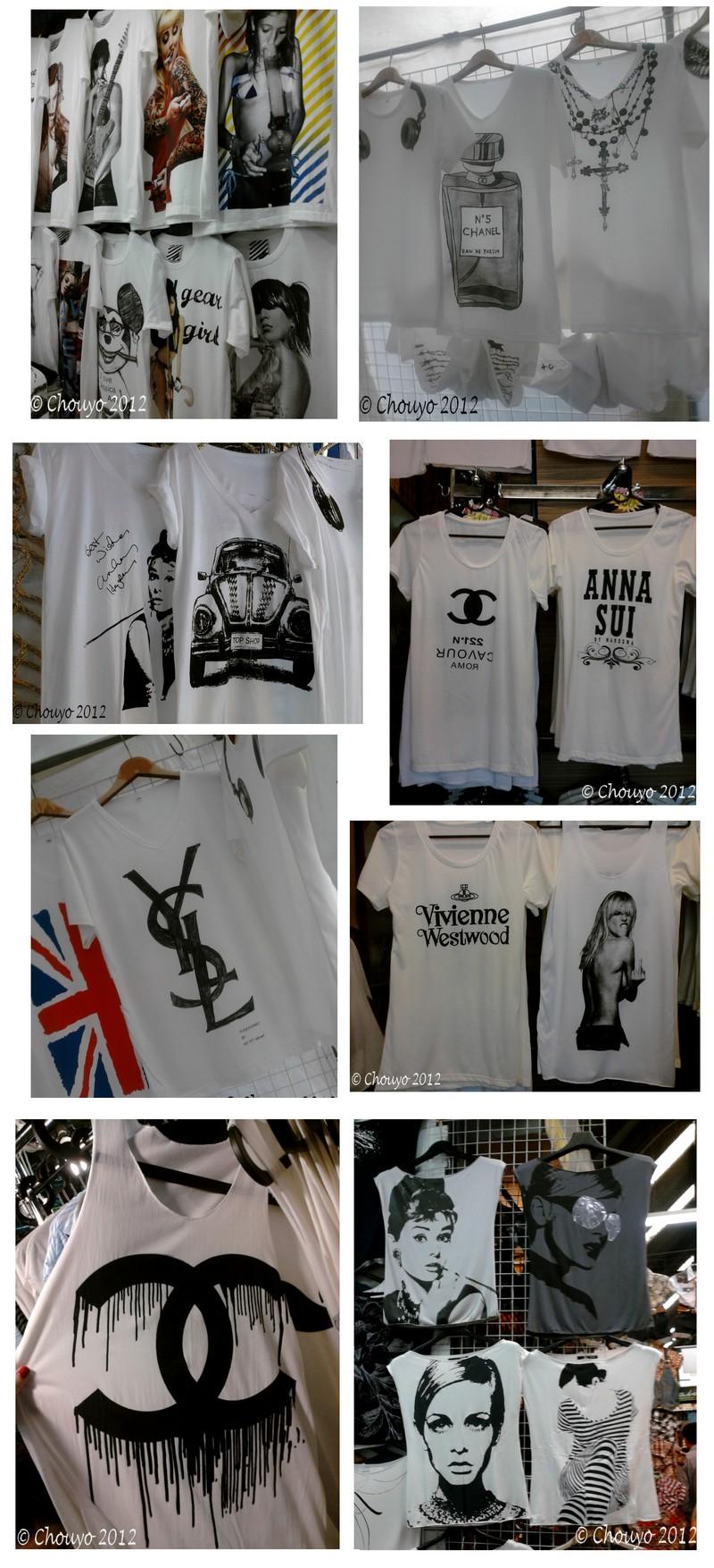 Thaïlande T-shirt fin 3