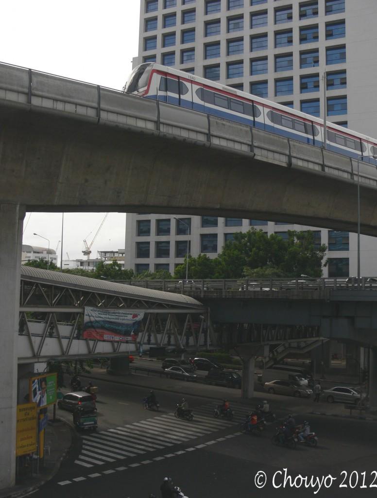 Thaïlande Ville entrelacs 1