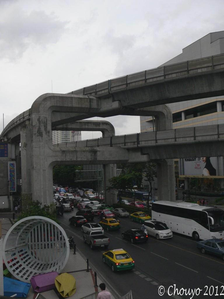 Thaïlande Ville entrelacs 2