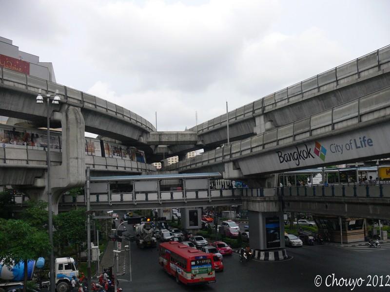 Thaïlande Ville entrelacs 3