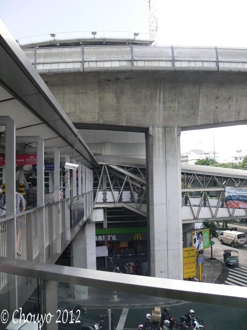 Thaïlande Ville entrelacs 4