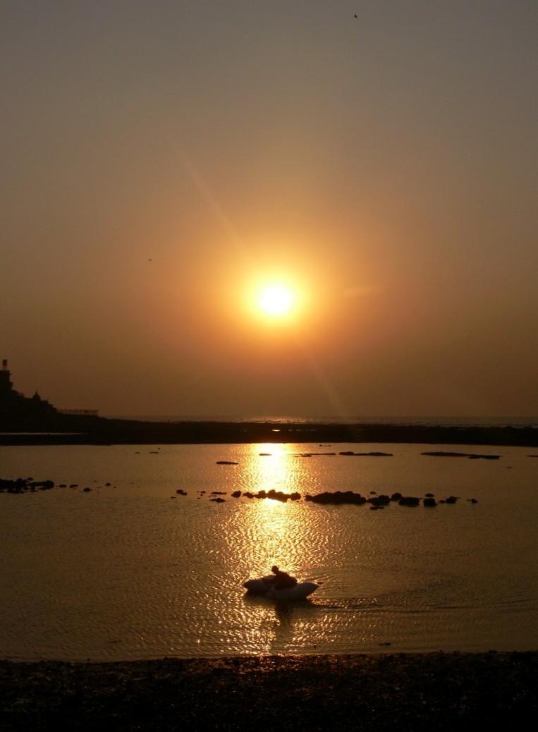 Bombay Coucher de soleil