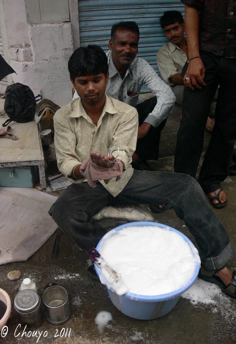 Bhopal Laveur d'argent blog