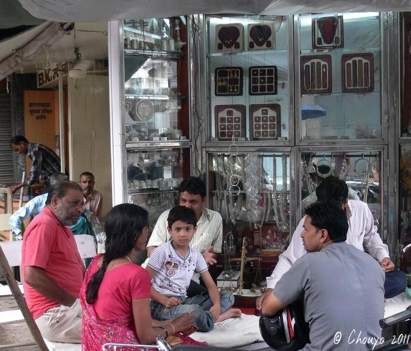 Bhopal Marché aux métaux précieux blog