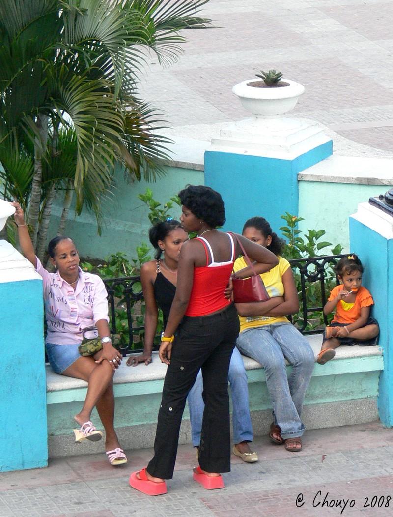 Cuba Femmes