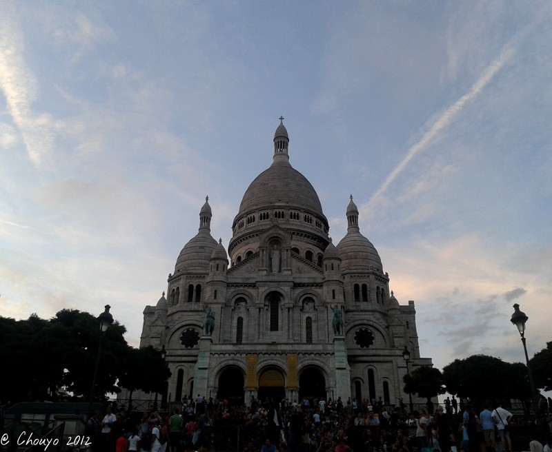 Paris Sacr-Coeur